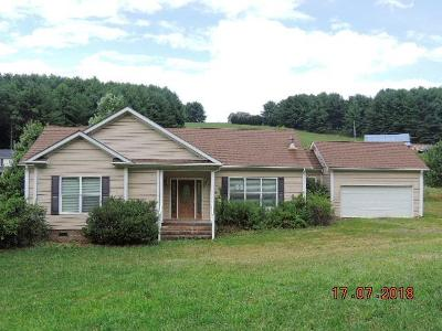 Carroll County, Grayson County Single Family Home For Sale: 1103 Waterberry Rd