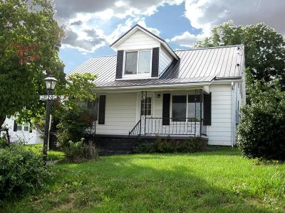 Wythe County Single Family Home For Sale: 1120 Main
