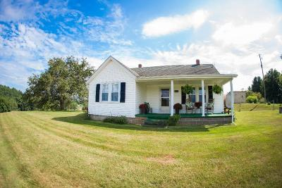 Grayson County Single Family Home For Sale: 124 Fishers Gap Rd