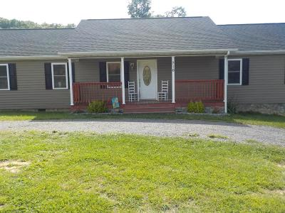 Carroll County Single Family Home For Sale: 216 Twin Forks Ln