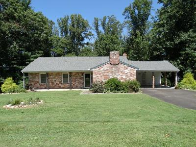 Carroll County Single Family Home For Sale: 887 Keno Rd