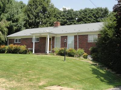 Marion Single Family Home For Sale: 125 Fortner Avenue