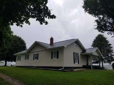 Carroll County Single Family Home For Sale: 877 5073 Glendale Rd.