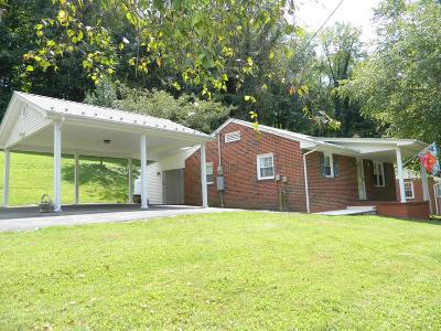 Marion Single Family Home For Sale: 984 Country Club Road