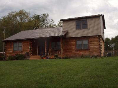 Meadowview Single Family Home For Sale: 30359 Old Saltworks Road