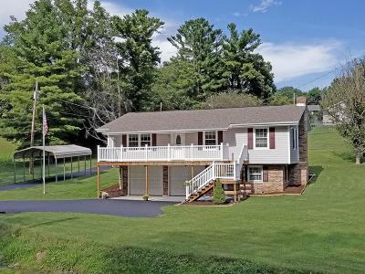 Abingdon Single Family Home For Sale: 382 Whites Mill Road
