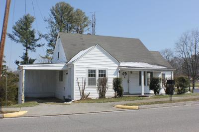 Carroll County Single Family Home For Sale: 1105 N Main