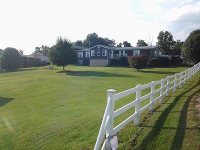 Abingdon Manufactured Home For Sale: 17571 Havens Rest Road