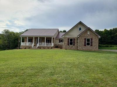 Carroll County Single Family Home For Sale: 2392 Mt Zion Rd