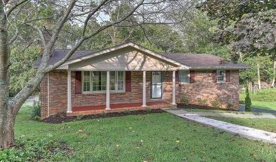 Bristol Single Family Home For Sale: 7293 White Pine Cir