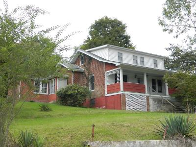 Marion Single Family Home For Sale: 1025 Chatham Hill Road