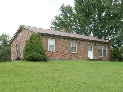 Marion Single Family Home For Sale: 455 Flatwoods Road