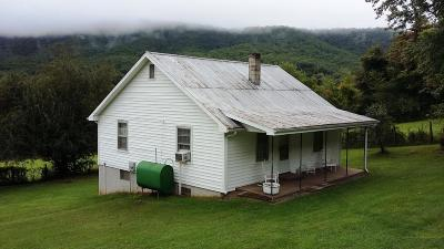 Carroll County Single Family Home Active Contingency: 531 Stoots Mountain Rd