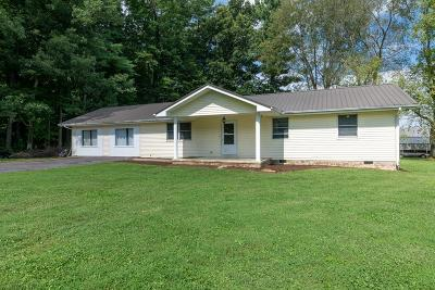 Chilhowie VA Single Family Home For Sale: $137,000