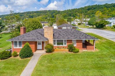 Wythe County Single Family Home For Sale: 1210 Spiller St