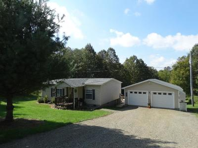 Carroll County, Grayson County Manufactured Home For Sale: 3093 Misty Trail