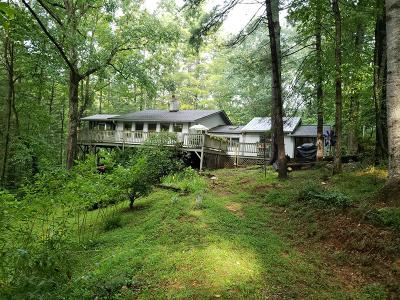 Carroll County Single Family Home For Sale: 736 Caution Tape Rd