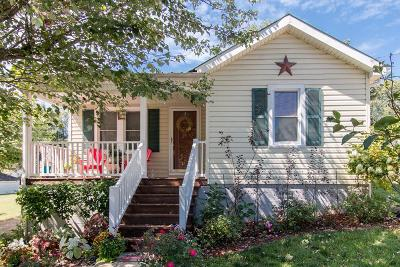Abingdon VA Single Family Home For Sale: $104,900