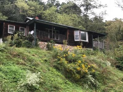 Saltville Single Family Home For Sale: 1212 Allison Gap Rd.