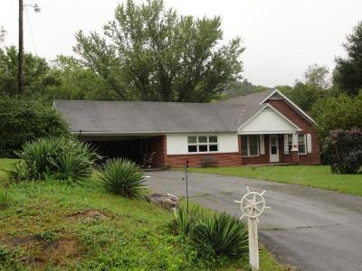 Marion Single Family Home Active Contingency: 132 Paxton Lane