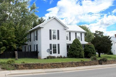 Wythe County Single Family Home For Sale: 550 Tazewell St