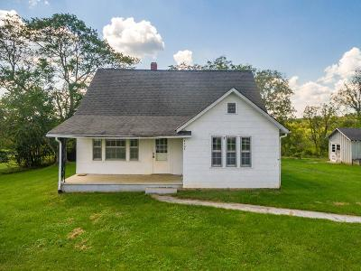 Carroll County Single Family Home For Sale: 6307 Poplar Camp Rd