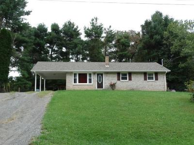 Hillsville Single Family Home For Sale: 137 Forest Drive