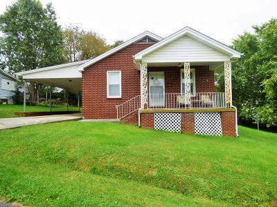 Wytheville Single Family Home Active Contingency: 145 Lahue Dr