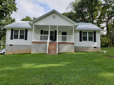 Wytheville Single Family Home For Sale: 2878 Grayson Turnpike
