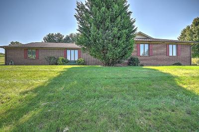 Bristol VA Single Family Home For Sale: $282,000