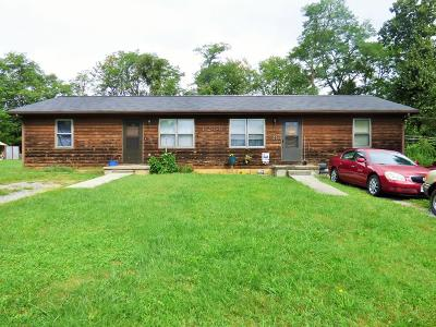 Wytheville Multi Family Home For Sale: 1260 N 13th St