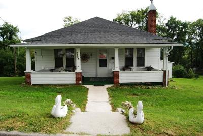 Wytheville Single Family Home For Sale: 1135 Spiller St.