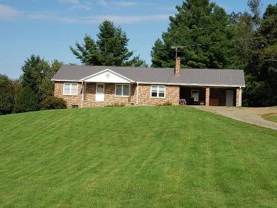 Carroll County, Grayson County Single Family Home For Sale: 832 Excelsior School Rd