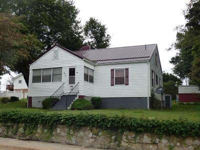 Wytheville Single Family Home For Sale: 690 Tazewell Street