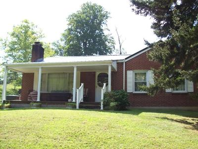 Saltville Single Family Home Take Backups: 6637 Blue Grass Trail
