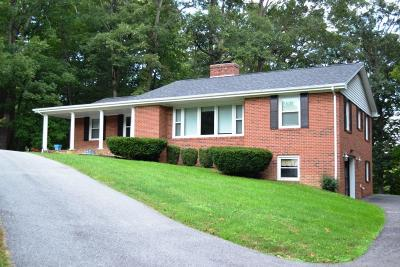 Max Meadows Single Family Home Active Contingency: 154 Shady Forest Rd