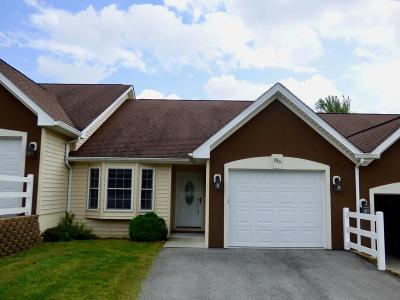Wytheville Condo/Townhouse Active Contingency: 315 Spring Meadow Drive