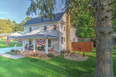 Damascus VA Single Family Home For Sale: $177,499