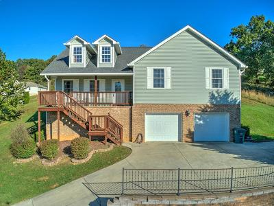 Abingdon VA Single Family Home For Sale: $189,900