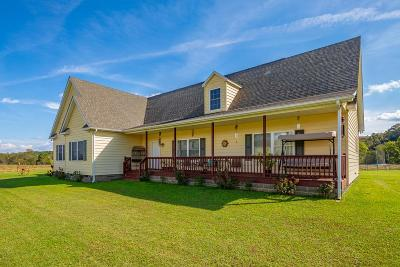 Wythe County Single Family Home For Sale: 1157 Fort Chiswell Rd