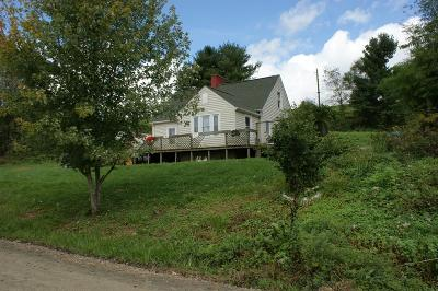Grayson County Single Family Home For Sale: 1363 Beaver Dam Rd