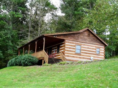 Carroll County, Grayson County Single Family Home For Sale: 992 Vass Mill Rd