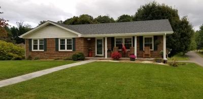 Abingdon VA Single Family Home For Sale: $189,000