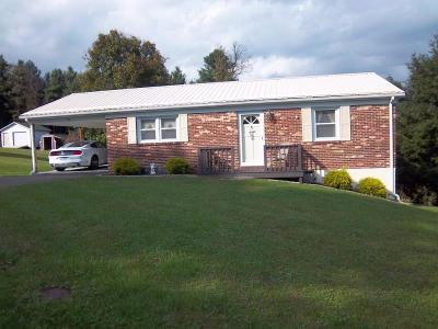 Galax VA Single Family Home For Sale: $99,900