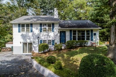 Bristol Single Family Home For Sale: 125 Woodland Drive