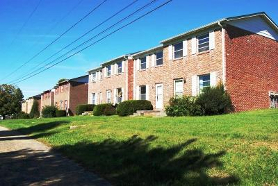 Wythe County Multi Family Home Active Contingency: 302 Musser Avenue