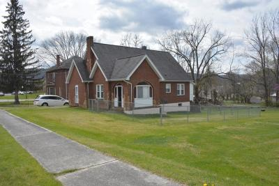 Wytheville Single Family Home For Sale: 575 4th Street