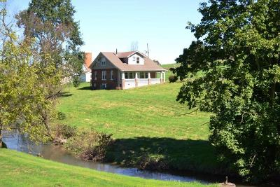 Wythe County Single Family Home For Sale: 1024 Ridge Avenue