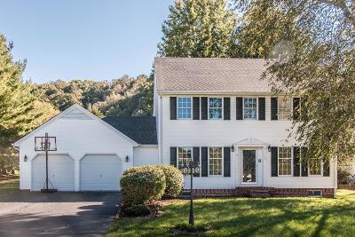 Abingdon Single Family Home For Sale: 210 Bogey Drive