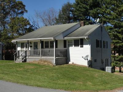Marion Single Family Home For Sale: 611 Peavler Street